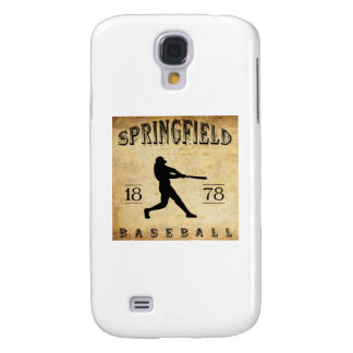 1878 Springfield Massachusetts Baseball Galaxy S4 Covers