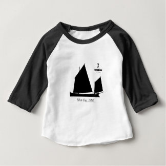 1880 Pilot Gig - tony fernandes Baby T-Shirt
