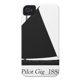 1880 Pilot Gig - tony fernandes Case-Mate iPhone 4 Cases
