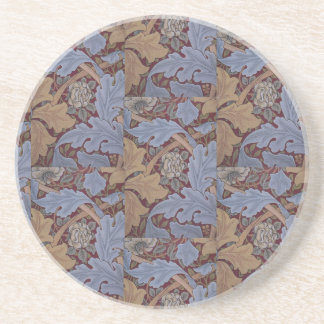 1880 William Morris St James Palace Wallpaper Coaster