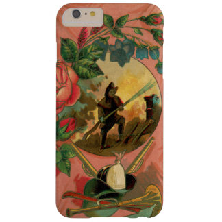 1880s Fireman Firefighter Phone Cover Art