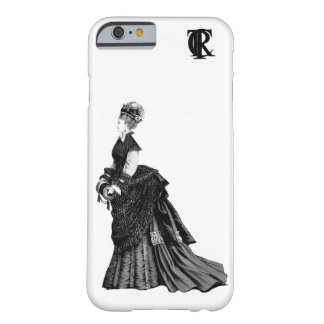 1880s Victorian Lady phone case