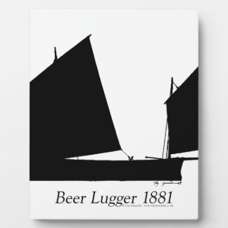 1881 Beer Lugger - tony fernandes Plaques