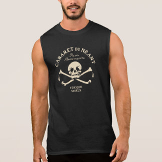 1882 Cabaret of the Dead Paris Sleeveless Shirt