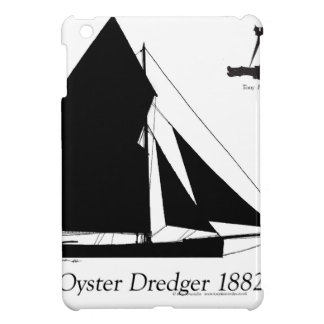 1882 Oyster Dredger - tony fernandes Case For The iPad Mini