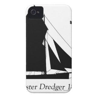 1882 Oyster Dredger - tony fernandes iPhone 4 Case-Mate Case