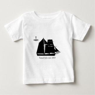 1883 topsail schooner - tony fernandes baby T-Shirt