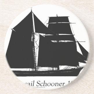 1883 topsail schooner - tony fernandes coaster