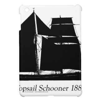 1883 topsail schooner - tony fernandes iPad mini cover