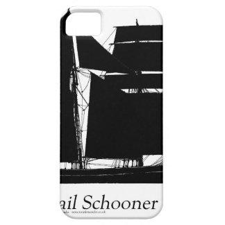1883 topsail schooner - tony fernandes iPhone 5 cover
