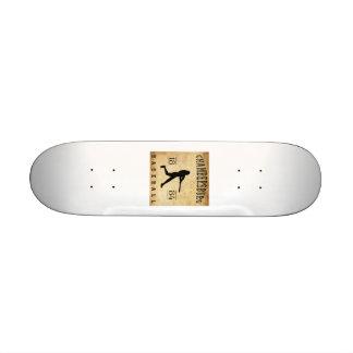 1884 Chambersburg Pennsylvania Baseball Custom Skateboard