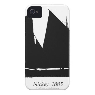 1885 Manx Nickey - tony fernandes iPhone 4 Cover