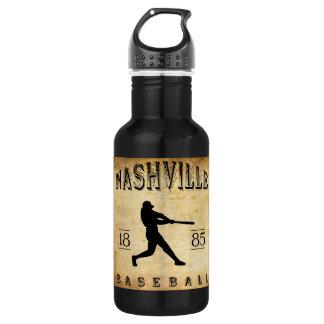 1885 Nashville Tennessee Baseball 532 Ml Water Bottle