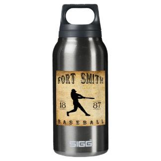 1887 Fort Smith Arkansas Baseball Insulated Water Bottle
