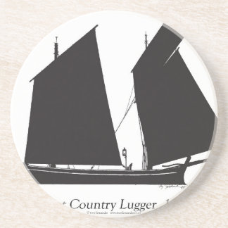 1887 west country lugger - tony fernandes coaster