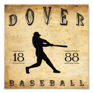 1888 Dover Delaware Baseball Photo Print