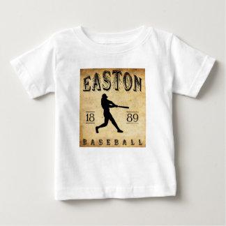 1889 Easton New Jersey Baseball Baby T-Shirt