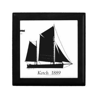 1889 solent ketch - tony fernandes gift box