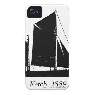 1889 solent ketch - tony fernandes iPhone 4 cases
