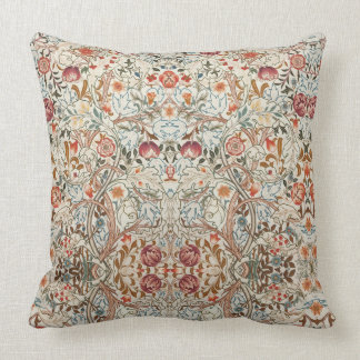 1890 Vintage William Morris Acanthus Portière Cushion