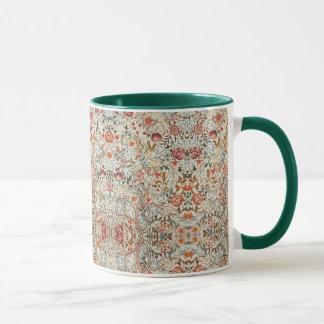 1890 Vintage William Morris Acanthus Portière Mug