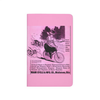 1890s bicycle ad The Racycle Journal
