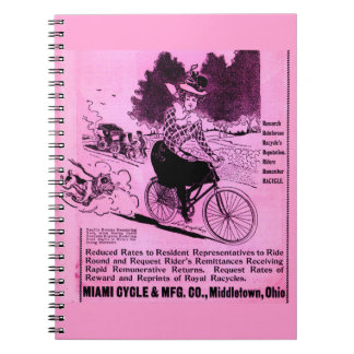 1890s bicycle ad The Racycle Notebooks