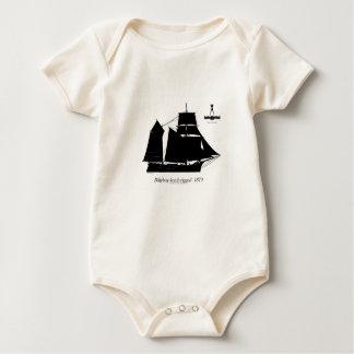 1891 Billyboy - tony fernandes Baby Bodysuit