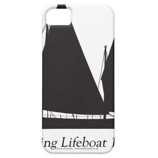 1891 sailing lifeboat - tony fernandes barely there iPhone 5 case