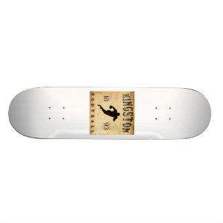 1893 Kingston Ontario Canada Football Skate Board Decks