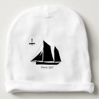 1893 sailing smack - tony fernandes baby beanie