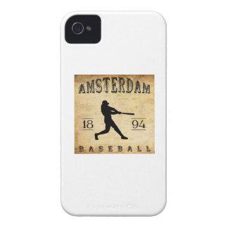 1894 Amsterdam New York Baseball iPhone 4 Cases