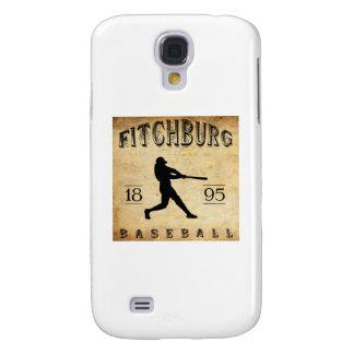 1895 Fitchburg Massachusetts Baseball Samsung Galaxy S4 Cover