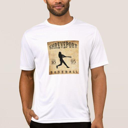 1895 Shreveport Louisiana Baseball Shirts