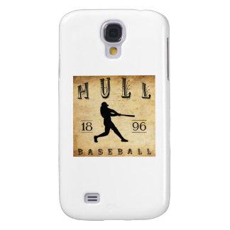1896 Hull Massachusetts Baseball Galaxy S4 Case