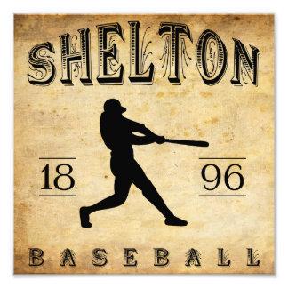 1896 Shelton Connecticut Baseball Photo Art