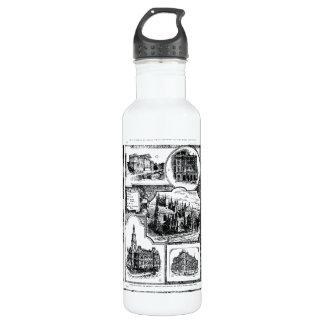 1896 Vintage Sydney Australia 710 Ml Water Bottle