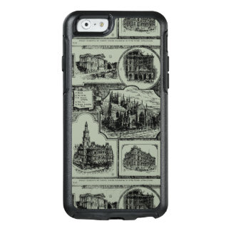 1896 Vintage Sydney Australia OtterBox iPhone 6/6s Case