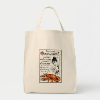 1897 Culinary Poster Tote Bag