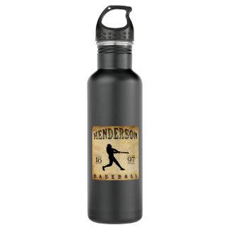 1897 Henderson Tennessee Baseball 710 Ml Water Bottle