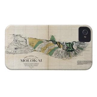 1897 Molokai iPhone 4 Cases