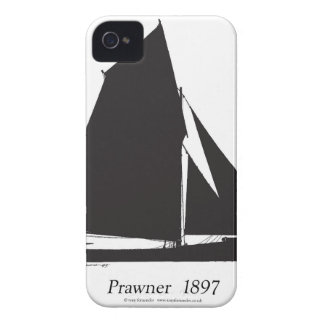 1897 Prawner - tony fernandes iPhone 4 Cases