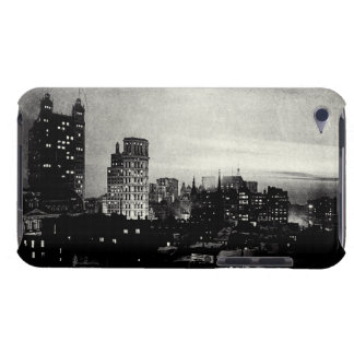 1898 Lower Manhattan at dusk Case-Mate iPod Touch Case