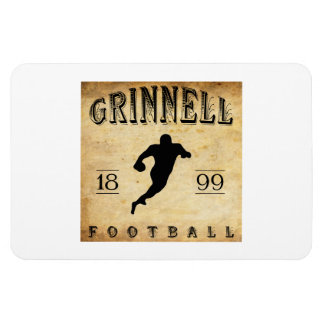 1899 Grinnell Iowa Football Magnets