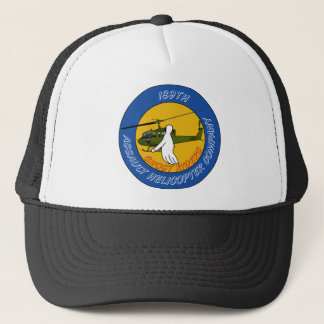 189th Assault Helicopter Co - Ghost Riders Trucker Hat