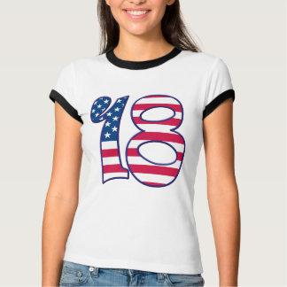 18 Age USA Tshirt