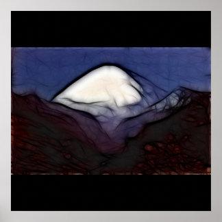 18 - Blacktop Mountain Poster