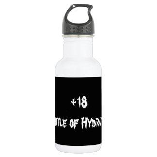+18 Bonus! 532 Ml Water Bottle