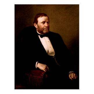 18 Hiram Ulysses Grant Postcard