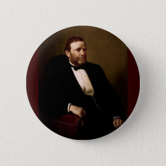 18 Ulysses S. Grant 6 Cm Round Badge
